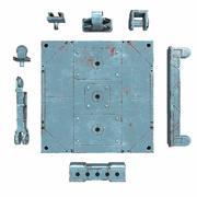 Construction Kit #01 3d model