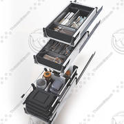 Tandembox_300 3d model