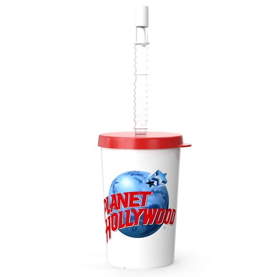 İçki bardağı royalty-free 3d model - Preview no. 3