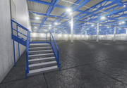 Full Warehouse 3d model