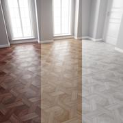 Equipe Ceramicas Hexawood 3d model