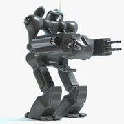 Personal Battle Mech 3d model