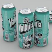 Piwo może zmienić piwo Valkiria 500 ml 3d model