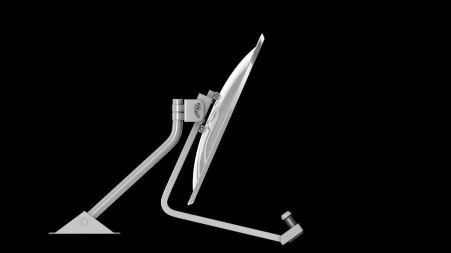 Спутниковая тарелка royalty-free 3d model - Preview no. 6