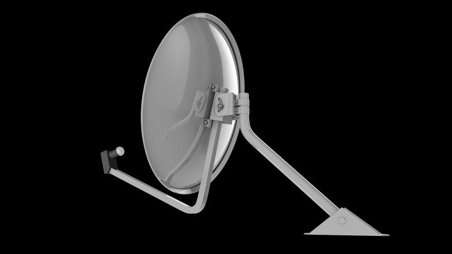 Спутниковая тарелка royalty-free 3d model - Preview no. 2