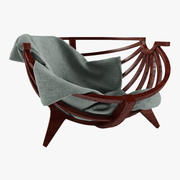 Conception de chaise 3d model