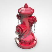Hidrant 3d model
