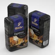 Coffe package Tchibo Espresso Sicilia Style 500g 3d model