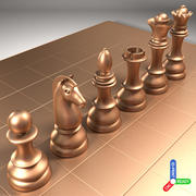 Chess CNC 3d model