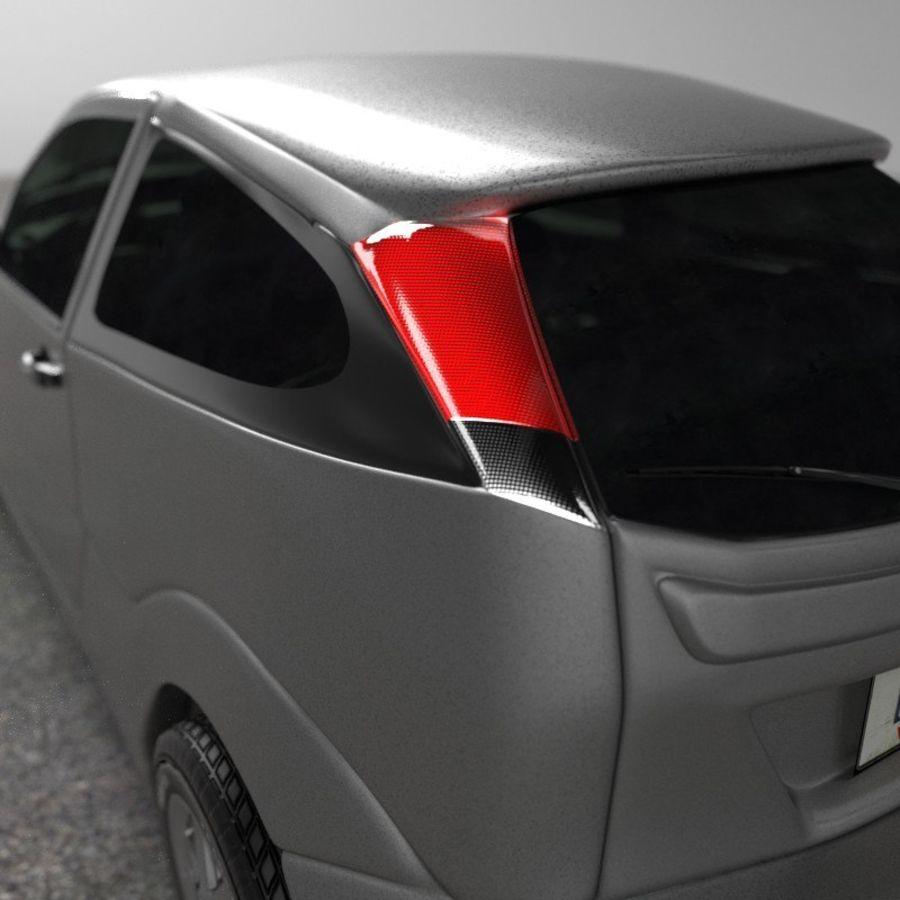 Car royalty-free 3d model - Preview no. 20