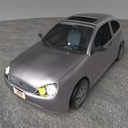Voiture 3d model