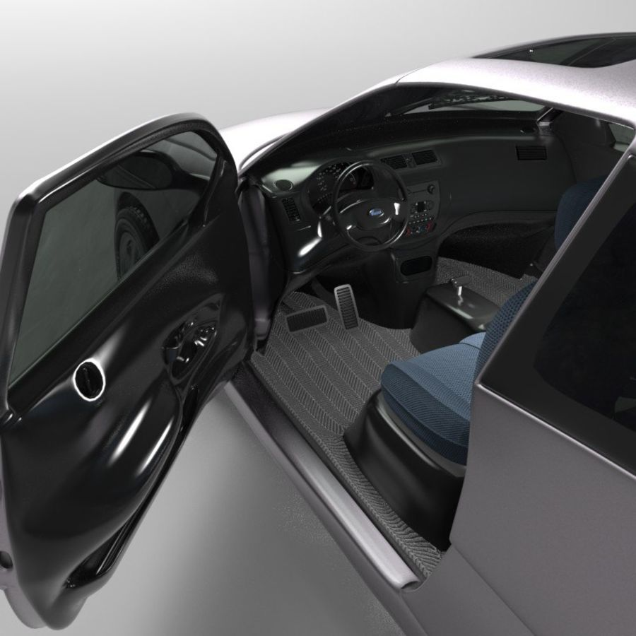 Car royalty-free 3d model - Preview no. 13
