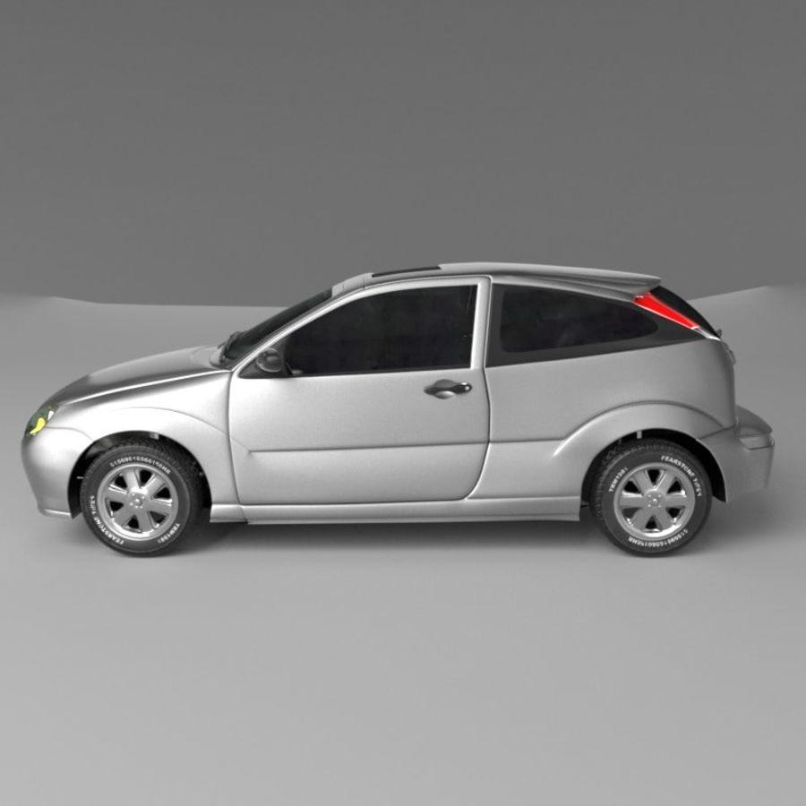 Car royalty-free 3d model - Preview no. 2