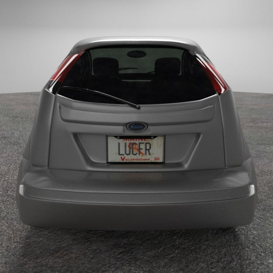Car royalty-free 3d model - Preview no. 15