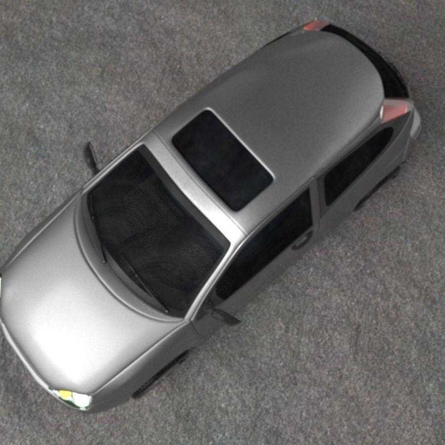 Car royalty-free 3d model - Preview no. 19