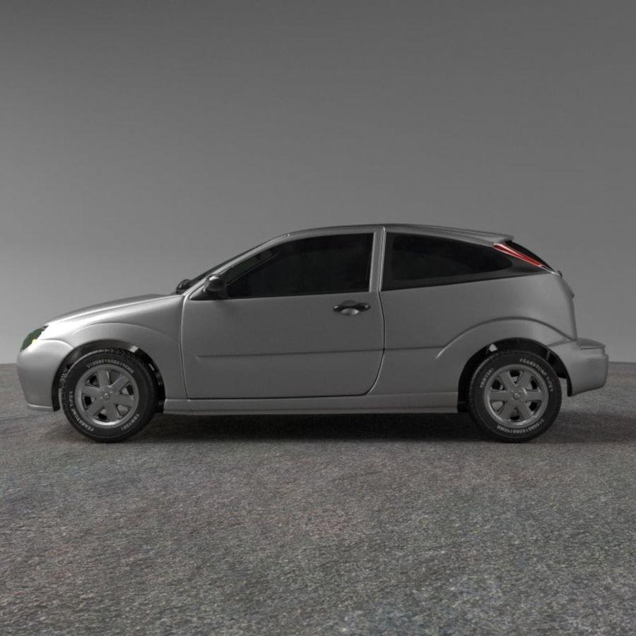 Car royalty-free 3d model - Preview no. 14