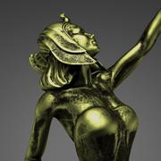 Nagroda Miss Egypt 3d model
