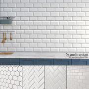 Seamless 3D Glazed Bricks 3d model