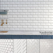Seamless 3D Glazed Bricks 3d model