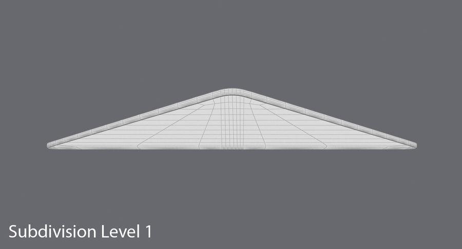 放射性的 royalty-free 3d model - Preview no. 16