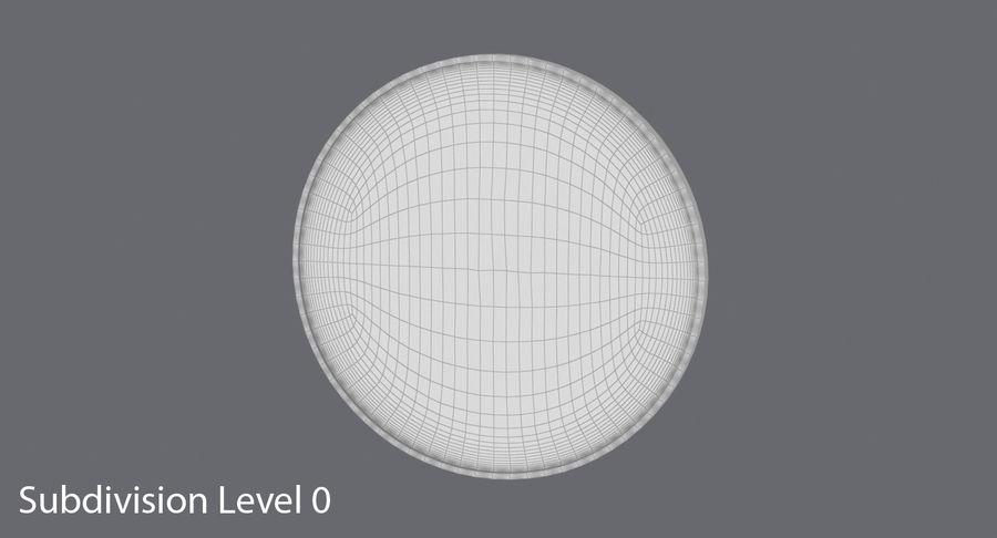 高齢者 royalty-free 3d model - Preview no. 12