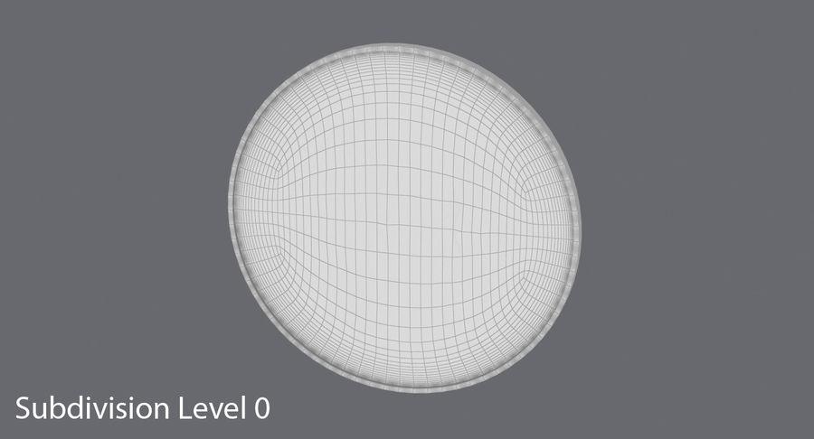 高齢者 royalty-free 3d model - Preview no. 14
