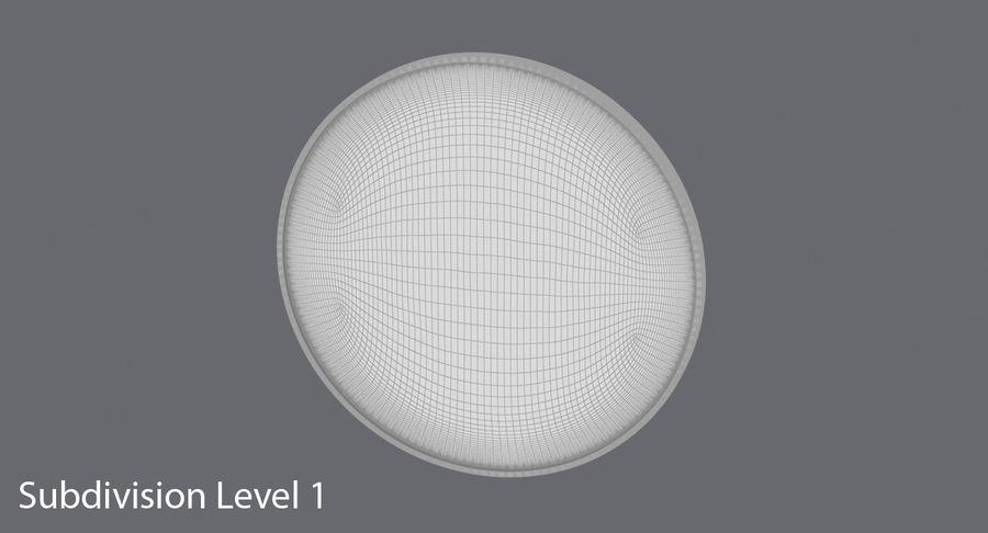 高齢者 royalty-free 3d model - Preview no. 17