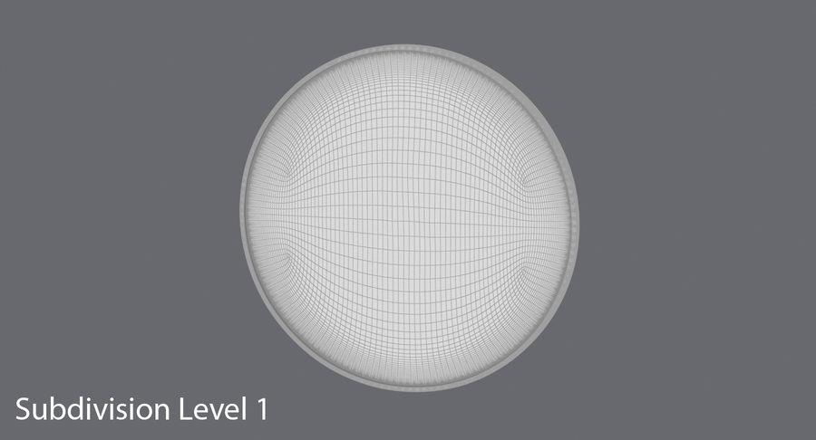 高齢者 royalty-free 3d model - Preview no. 15