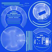 Bärbar CD-spelare 3d model