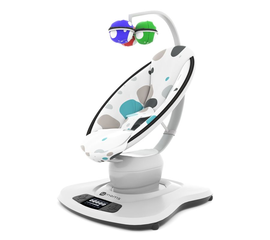 mamaRoo cradle royalty-free 3d model - Preview no. 1