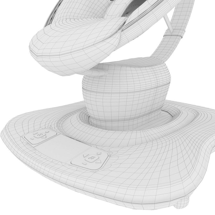 mamaRoo cradle royalty-free 3d model - Preview no. 5