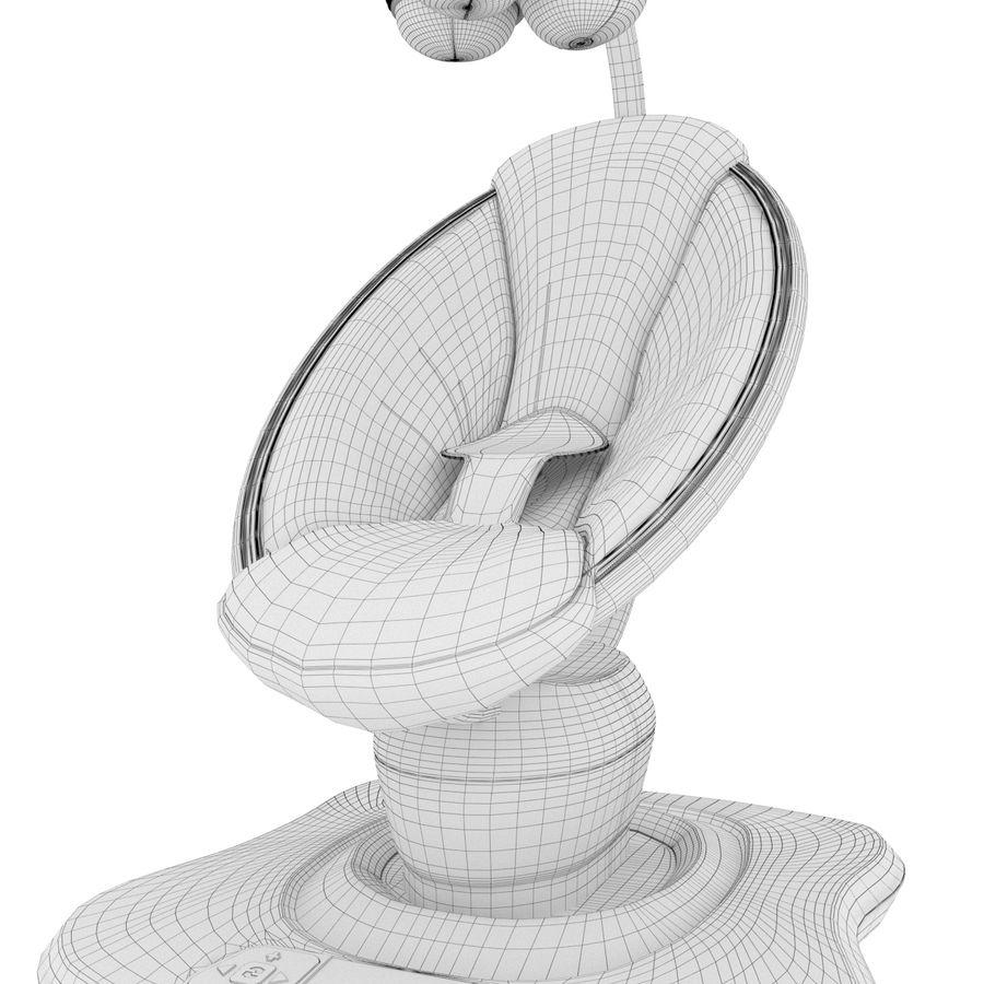 mamaRoo cradle royalty-free 3d model - Preview no. 4