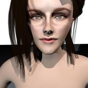 Kristen Stewart (Bella Swan) 3d model