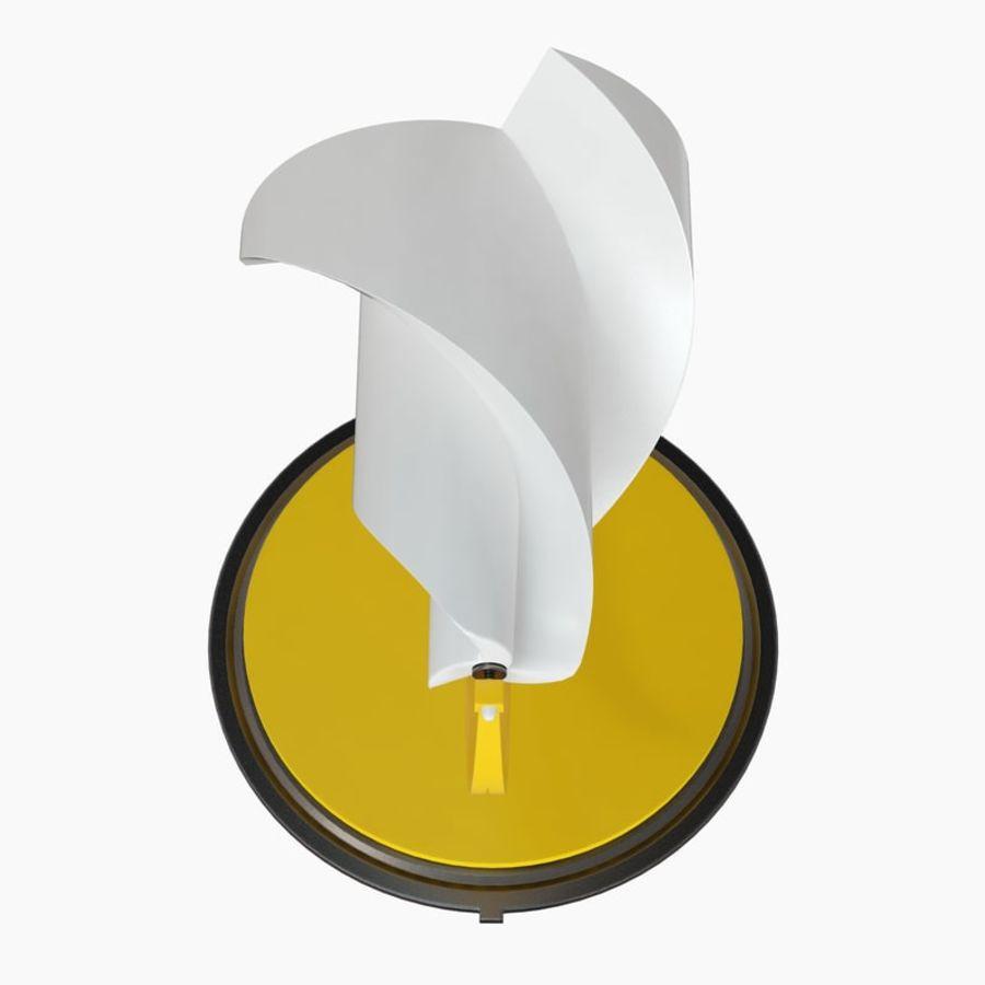 Generatore di elettricità del rotore di Onipko animato royalty-free 3d model - Preview no. 7