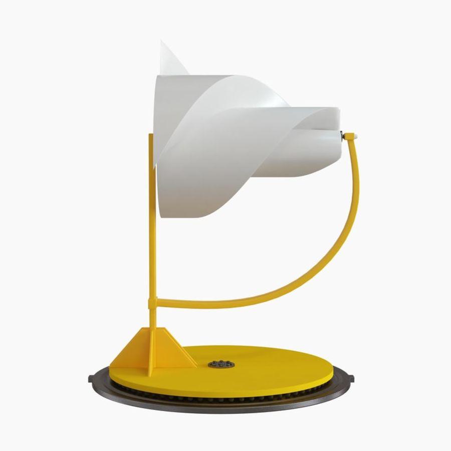 Generatore di elettricità del rotore di Onipko animato royalty-free 3d model - Preview no. 3