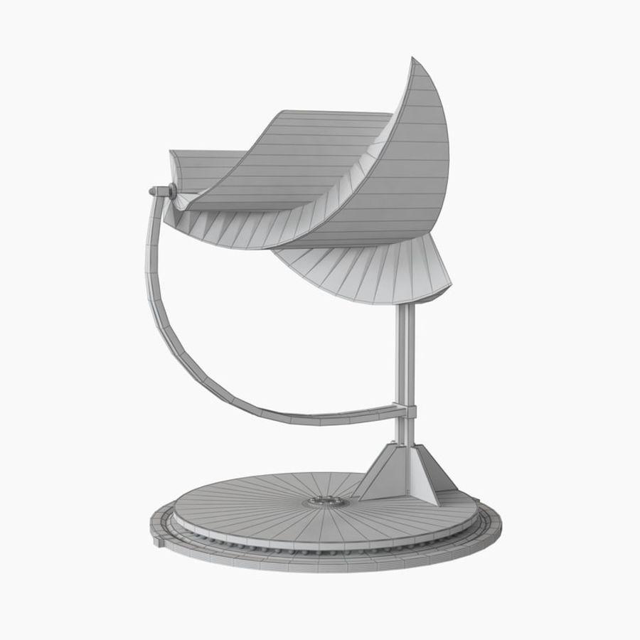 Generatore di elettricità del rotore di Onipko animato royalty-free 3d model - Preview no. 12