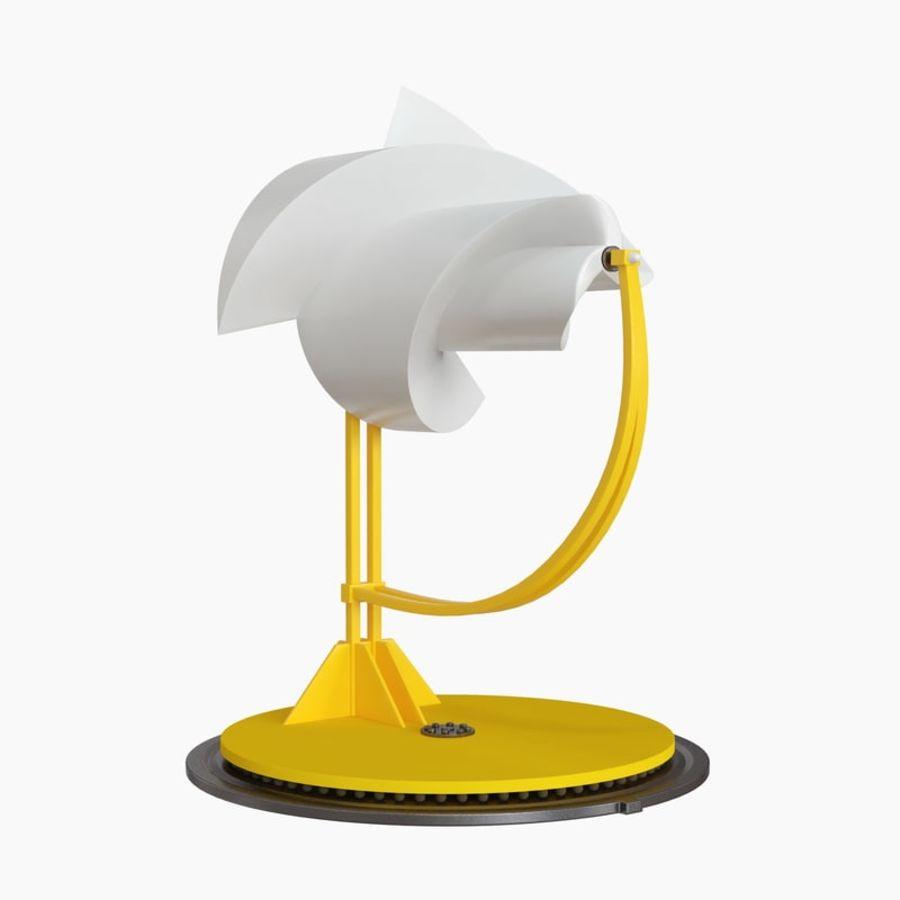 Generatore di elettricità del rotore di Onipko animato royalty-free 3d model - Preview no. 2