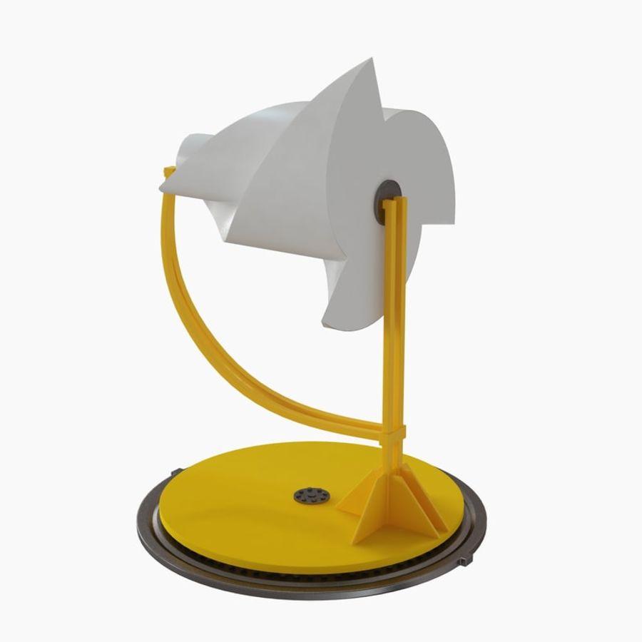 Generatore di elettricità del rotore di Onipko animato royalty-free 3d model - Preview no. 5