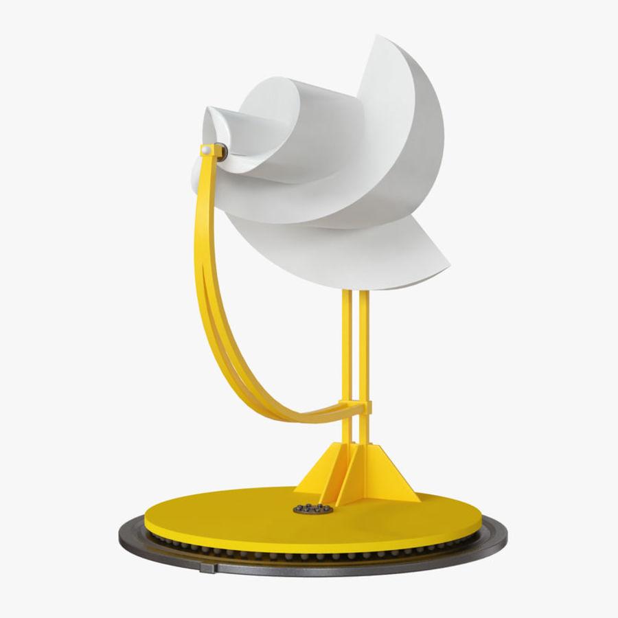 Generatore di elettricità del rotore di Onipko animato royalty-free 3d model - Preview no. 1