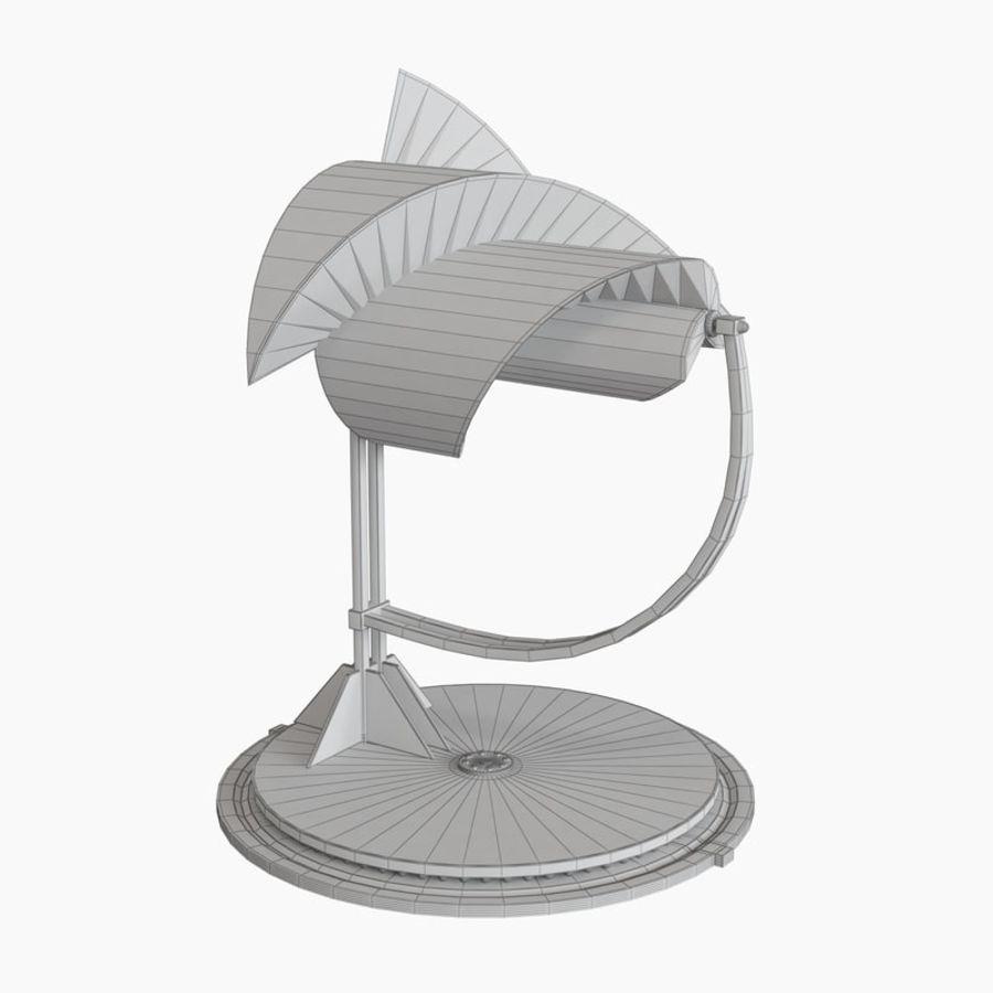 Анимированный генератор электричества ротора Онипко royalty-free 3d model - Preview no. 15