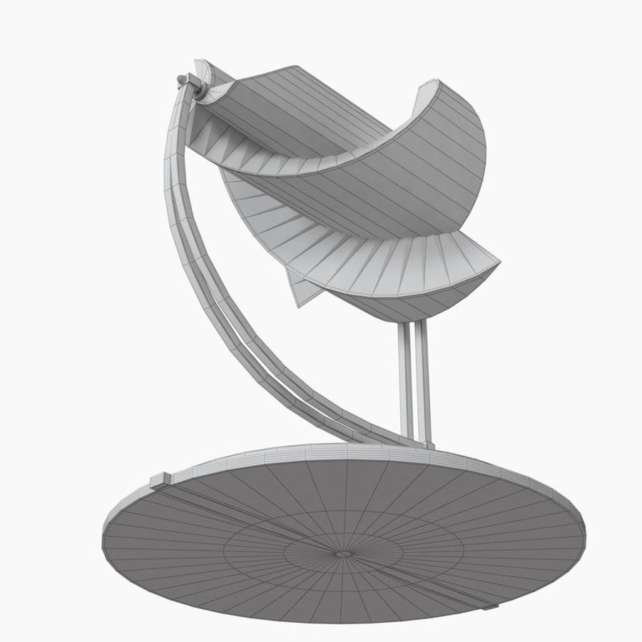 Generatore di elettricità del rotore di Onipko animato royalty-free 3d model - Preview no. 14