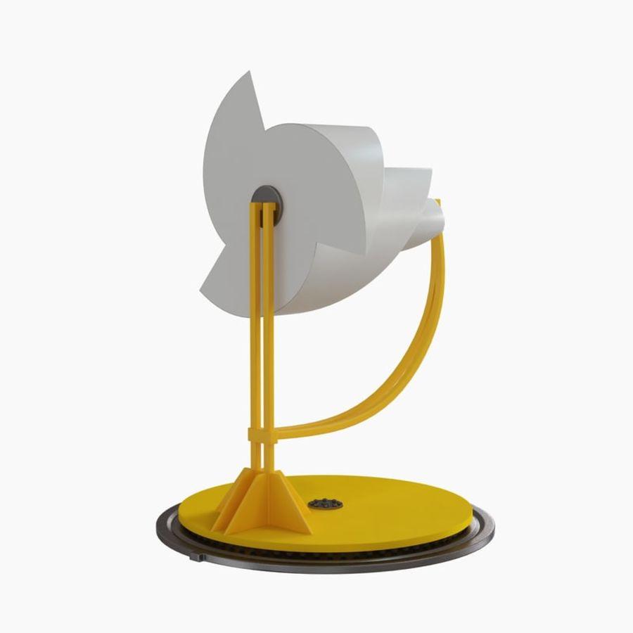 Анимированный генератор электричества ротора Онипко royalty-free 3d model - Preview no. 4
