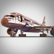 Boeing antigo 787 3d model