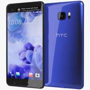 HTC U Ultra Sapphire Blue 3d model