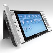Conference system 3d model