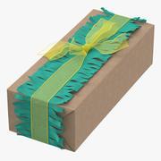 Birthday Present 02 3d model