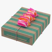Birthday Present 03 3d model