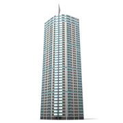 Torre Lugano 3d model