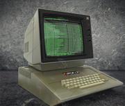 ordinateur 3d model
