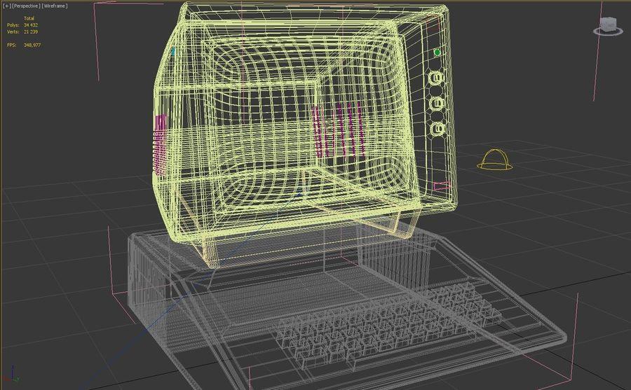 电脑 royalty-free 3d model - Preview no. 6